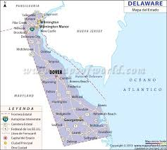 delaware road map usa 21 best us states images on state map road maps and
