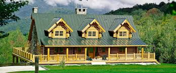 cabin style home log home and log cabin package specials