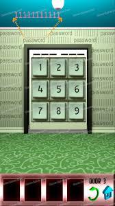 100 door escape scary home walkthroughs 100 doors level 13 game solver