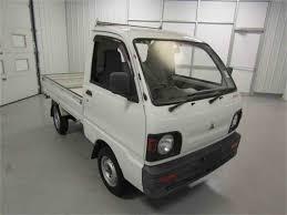 mitsubishi minicab van 1992 mitsubishi minicab for sale classiccars com cc 1009763