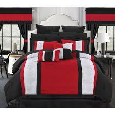 King Black Comforter Set Black King Size Comforter Bedding Set Noticeable Black And White