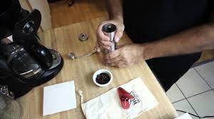 Manual Coffee Grinders The Best Manual Coffee Grinder Hunt Brothers Ceramic Burr Manual