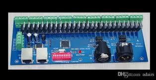 dmx light board controller 2018 dmx 512 channel 27 channel easy dmx led controller decoder