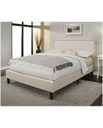 amazing deal westbrook nailhead trim upholstery platform bed full