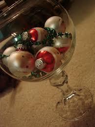 diy yarn ornaments and hurricane vase filler 3 steps