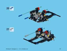 lego porsche instructions sheepo u0027s garage mercedes benz 300sl u002754 instructions