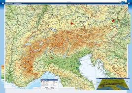 Europe Map Physical by Index Of Country Europe Austria Maps