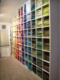 best 25 fabric storage ideas on pinterest sewing rooms sewing