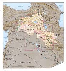 Political Map Of The Middle East by Download Free Middle East Region Maps