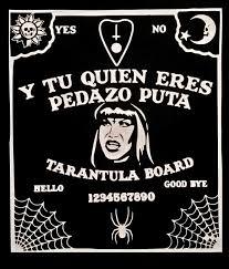 Ouija Board Coffee Table by T Shirt Ouija La Veneno Ouija Board Icon