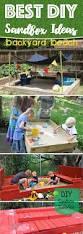 25 awe inspiring diy sandbox ideas for a fun filled summer