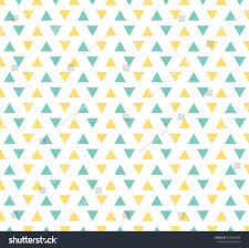 triangle pattern geometrical simple image illustration stock