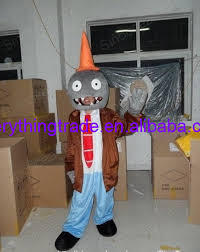 Plants Zombie Halloween Costumes Buy Wholesale Plants Zombies Mascot Costume China