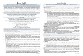 Kinds Of Resumes Sample Civilian And Federal Resumes Resume Valley