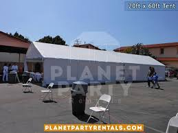tent rentals los angeles 20ft x 60ft party tent