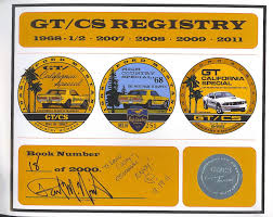mustang gt cs recognition guide and owners manual by paul newitt