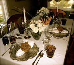 rustic dinner table settings la cucina calabrese a rustic southern italian dinner italian dinner