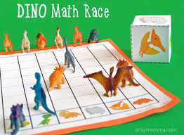 fun dinosaur graphing activity for preschoolers artsy momma