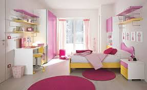 Decorating Ideas For Girls Bedrooms Stylish Girls Pink Bedrooms Ideas
