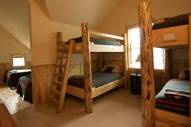 Caribou Cabin - Extra long bunk bed