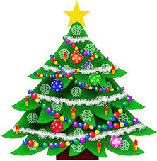 clipart of a christmas tree clipart collection clip art