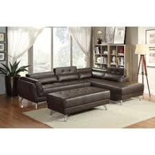 Microfiber Sectional Couch With Chaise Sectional Sofas Sectional Couches Sears