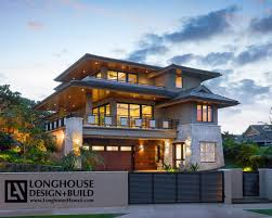 modern home design and build hawaii architects and interior design longhouse design build