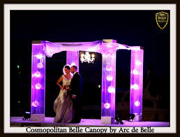 wedding arches for rent houston lucite acrylic wedding chuppah canopy rentals by arc de 855