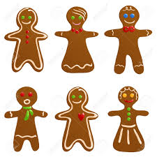 gingerbread cookies royalty free cliparts vectors and stock