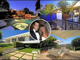 Bel Air Mansion Jennifer Aniston U0027s Amazing Bel Air Mansion Youtube