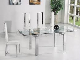 kitchen table modern 100 contemporary glass dining table sets uncategories
