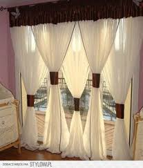Burlap Looking Curtains Burlap Curtains Tea Dyed Rosettes Wide Tabs Thank You For