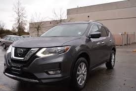 grey nissan rogue 2017 used 2017 nissan rogue sv awd tech grey for sale 33850 0 the