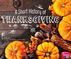 a history of thanksgiving capstone library