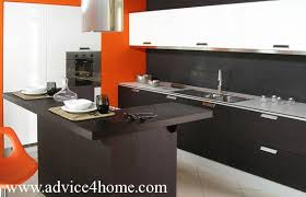 Modern Kitchen Cabinet Design And Black Kitchen Cabinet Design In Modern Kitchen