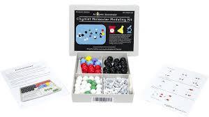 molecular model kit biochemistry chemistry organic and inorganic