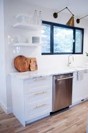 best 25 custom kitchen cabinets ideas on pinterest custom semihandmade diy shaker ikea kitchen courtesy of jennifer stagg and withheart com floating shelves
