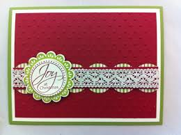 christmas card stamp a stack terri u0027s cards it u0027s a handmade