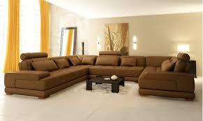 U Sofas Living Room U Shape Sectional With Storage Shelves Modern Shaped