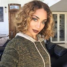 ambre suit curly hair 40 short ombre hair ideas hairstyles update