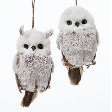 kurt adler owl ornaments for tree comfy