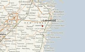 map of lakewood new jersey lakewood new jersey weather forecast