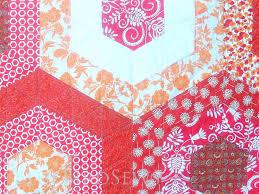 flower garden quilt pattern blue bird sews hexagon flower garden quilt a finish