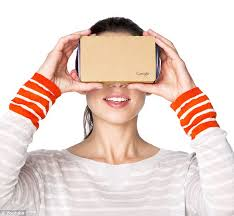 youtube to support virtual reality video on its app daily mail