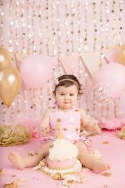 1st birthday photos pink and gold 1st birthday first birthday