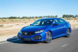 Is The Honda Civic Si Turbo 2017 Honda Civic Si Turbocharged Fun Handling Stability