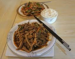 la cuisine chinoise la cuisine chinoise riz individuel et plats à partager photo