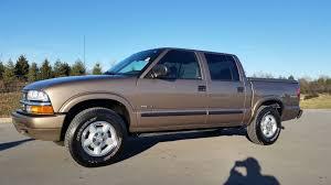 sold 2004 chevrolet s 10 ls 4 door crew cab 4x4 1 owner 115k 4 3