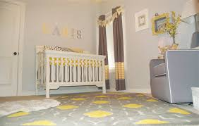 Yellow And Gray Wall Decor by Baby Nursery Decor Stunning Interior Taste Yellow And Gray Baby