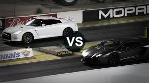 youtube lexus lfa vs nissan gtr lamborghini aventador vs nissan gtr camaro mustang drag race